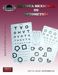 Revista Optometría